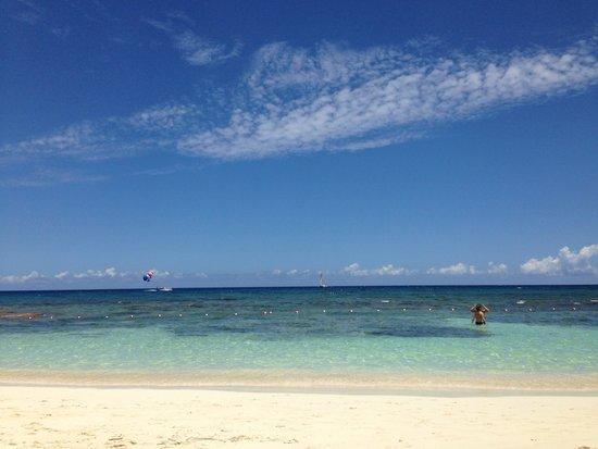 Secrets Wild Orchid Montego Bay: Beautiful beach