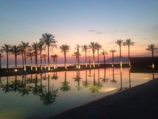 Verdura Resort: Tramonto giugno 2014