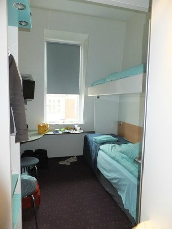 Cabinn City Hotel : Room