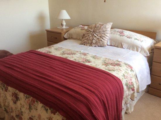 West Titchberry Farm Guest House: Bedroom