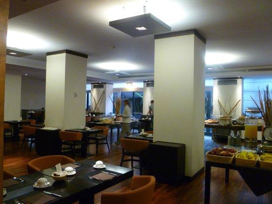 Starhotels Excelsior : Breaksfast Restaurant