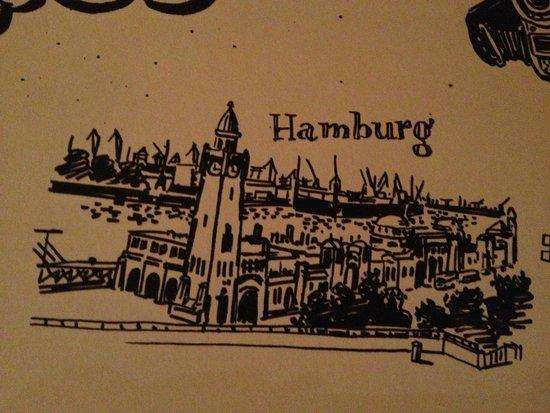 25hours Hotel HafenCity: Carta da parati