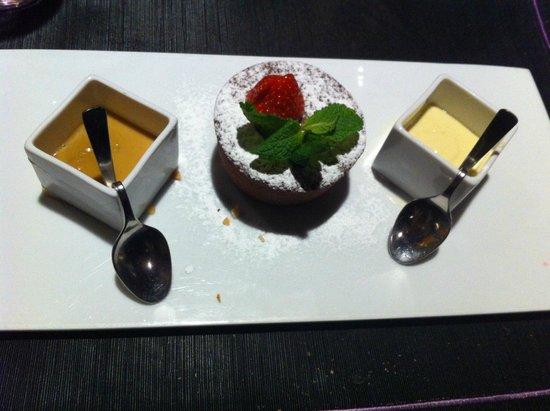 Semigio: delizioso tortino al cioccolato