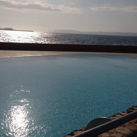 Ramla Bay Resort: One of the pools