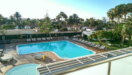 Axel Beach Maspalomas: Lovely pool area