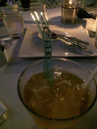 Breeze Restaurant: 多分食後。。