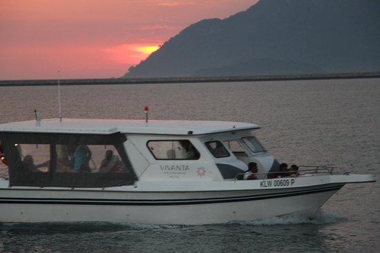 Vivanta by Taj Rebak Island, Langkawi: Vivanta Boats