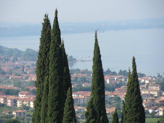 Albergo Valbella: Blick auf den See