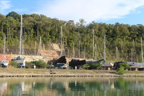 Vivanta by Taj Rebak Island, Langkawi: Rebak Island Boat point