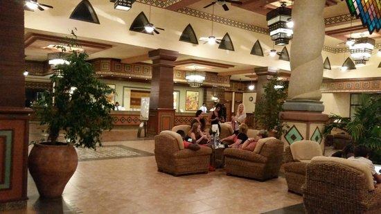 Clubhotel Riu Karamboa : Lobby reception