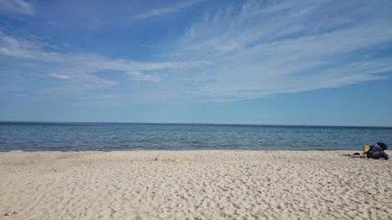 Hotel Magnat Spa Grzybowo: GRZYBOWO -  plaża pełna pomysłów......