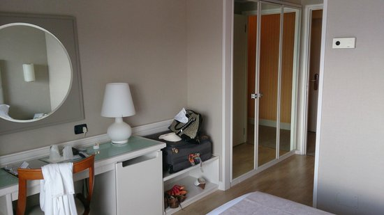 BEST WESTERN Hotel Paradiso : La nostra stanza