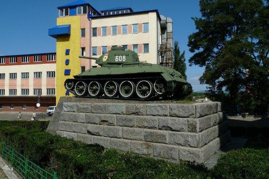 Nikitin's Crew Tank