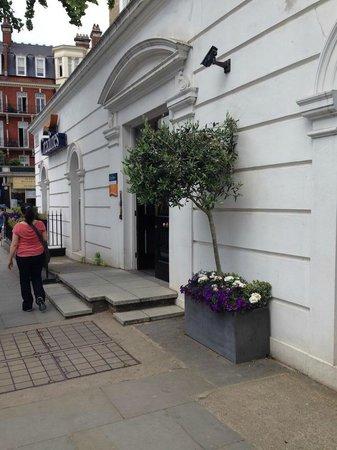 Citadines South Kensington : Outside