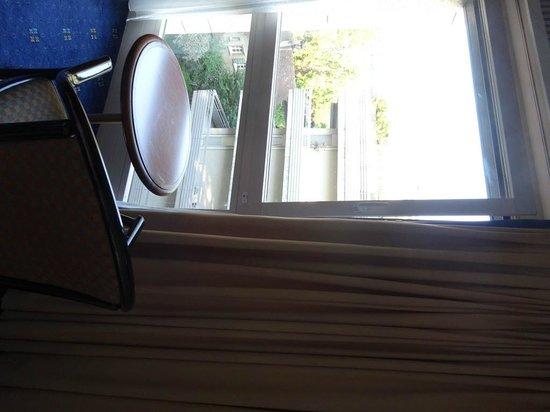 Mercure Plaza Biel : Вид из моего окна