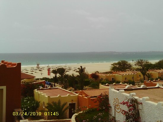 Royal Decameron Boa Vista : view from the restaurant