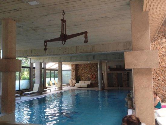 Hotel Eden Roc: Piscine Intérieure