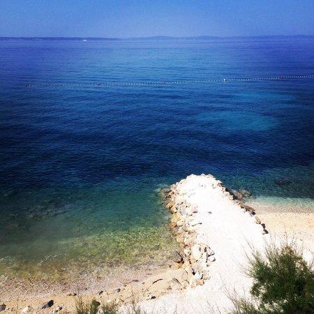 Pansion Zanic: The view.