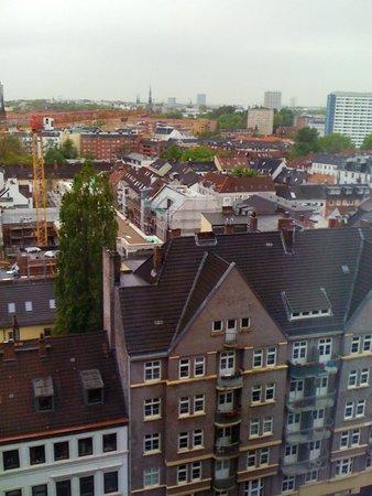 Empire Riverside Hotel : Vista dalla camera