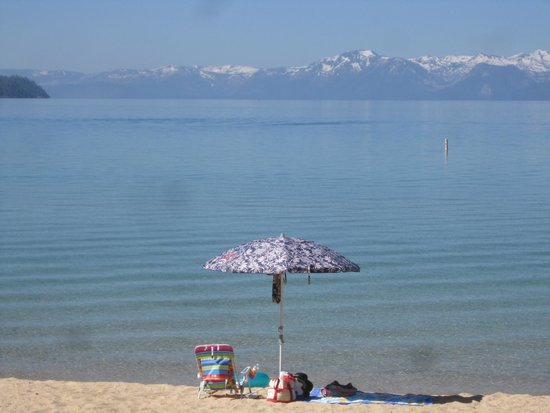 Sand Harbor: Now that's a view!