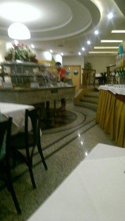 Scorial Rio Hotel: Frühstücksraum