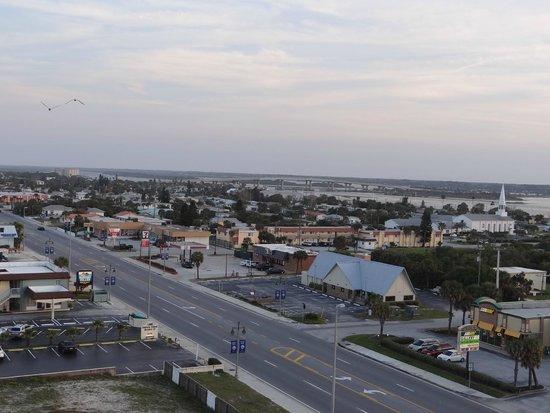 Hyatt Place Daytona Beach - Oceanfront: Blick vom Balkon