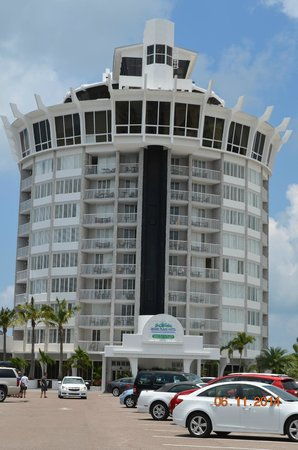 Grand Plaza Beachfront Resort Hotel & Conference Center: Grand Plaza