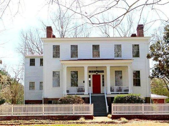 Poplar Grove Plantation: plantation house