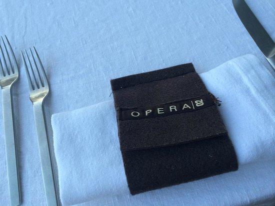 Opera02 di Cà Montanari: Restaurant