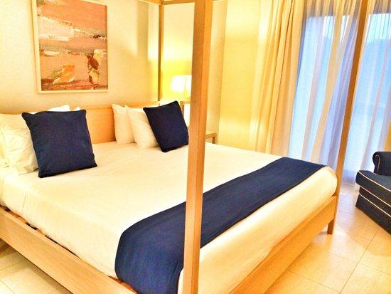 Lindian Village: Спальня