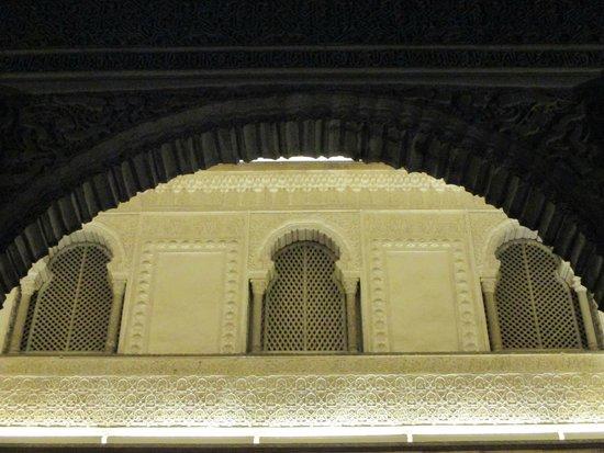 Alcázar: ARCHI INTERNI