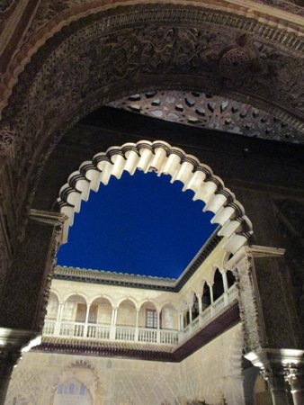Real Alcazar: CORTILE INTERNO