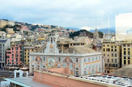 how to go from nice to genoa