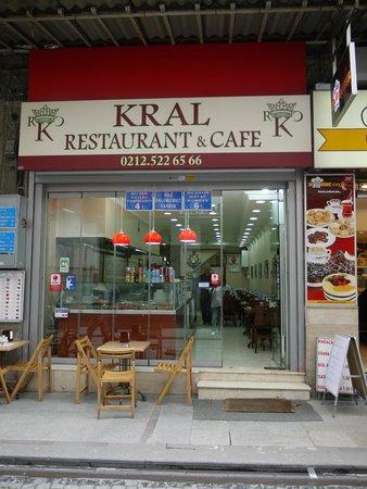 Kral Restaurant & Cafe