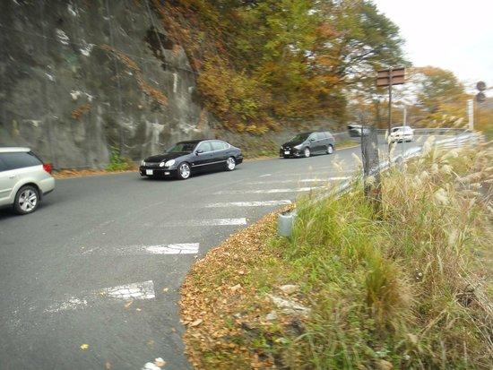 Irohazaka Route : 渋滞なし