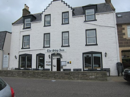 Ship Inn : Front of the hotel