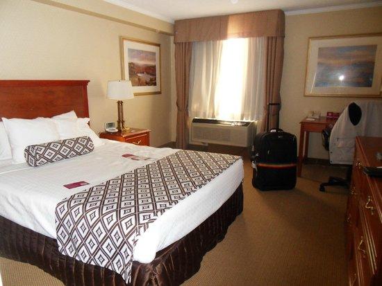 Crowne Plaza Toronto Airport: TORONTO - hotel CROWNE PLAZA