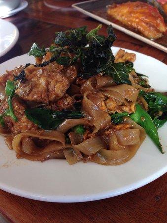 Chilli Banana Thai Restaurant: Veggie noodles