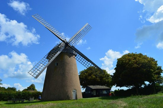 ‪Bembridge Windmill‬