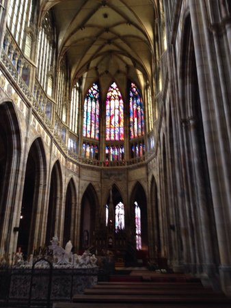 St. Vitus Cathedral: St Vitus Cathedral