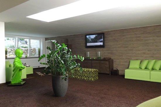 Vital & Wellnesshotel zum Kurfürsten : eine der vielen Ruhe- und Entspannungsräume im Hotel