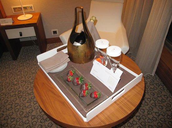 EPIC SANA Lisboa Hotel: Romantic