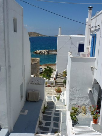 Yades Suites-Apartments-SPA: street near by