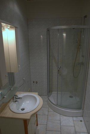 Philadelphia Hotel: Shower
