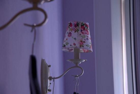 Philadelphia Hotel: Lamp