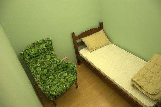 Philadelphia Hotel: Room without window