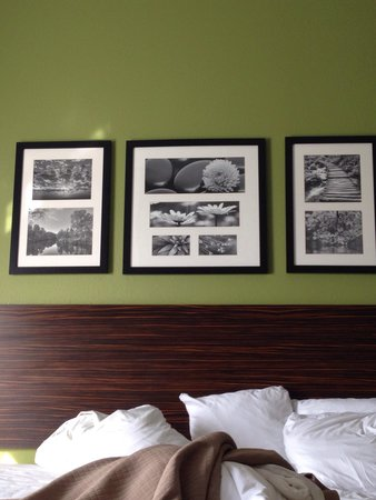 Sleep Inn & Suites: Nice room