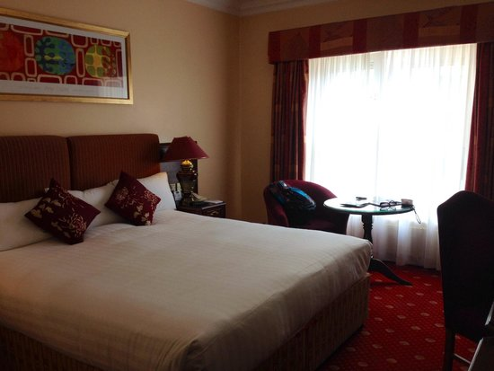 Park House Hotel: King size Bed
