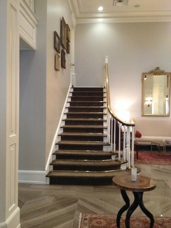 The Lancaster Hotel: Scake