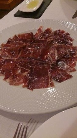 Quies: jamon iberico